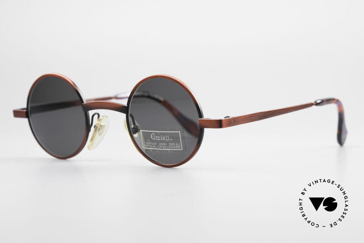 Alain Mikli 6684 / 7684 Runde Designer Sonnenbrille