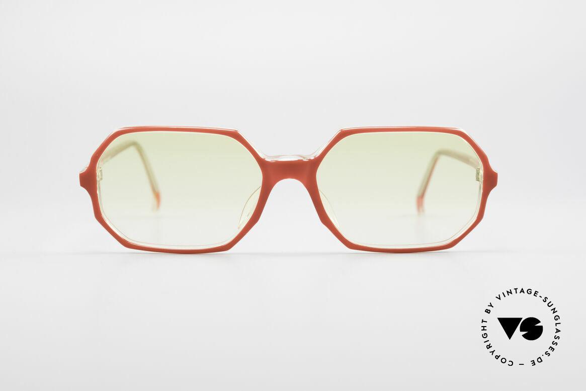 Alain Mikli 065 / 630 Achteckige Sonnenbrille Damen