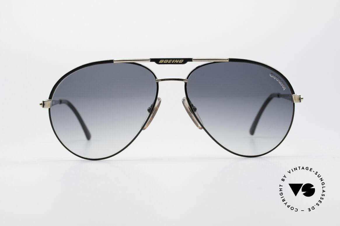 Boeing 5733 Vintage Pilotensonnenbrille, Design & Verarbeitungsqualität nach Boeing-Vorgaben, Passend für Herren