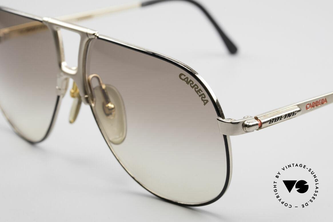 Boeing 5731 80er Pilotensonnenbrille Small, entsprechend hochwertig & kostbar (vergoldete Teile), Passend für Herren und Damen