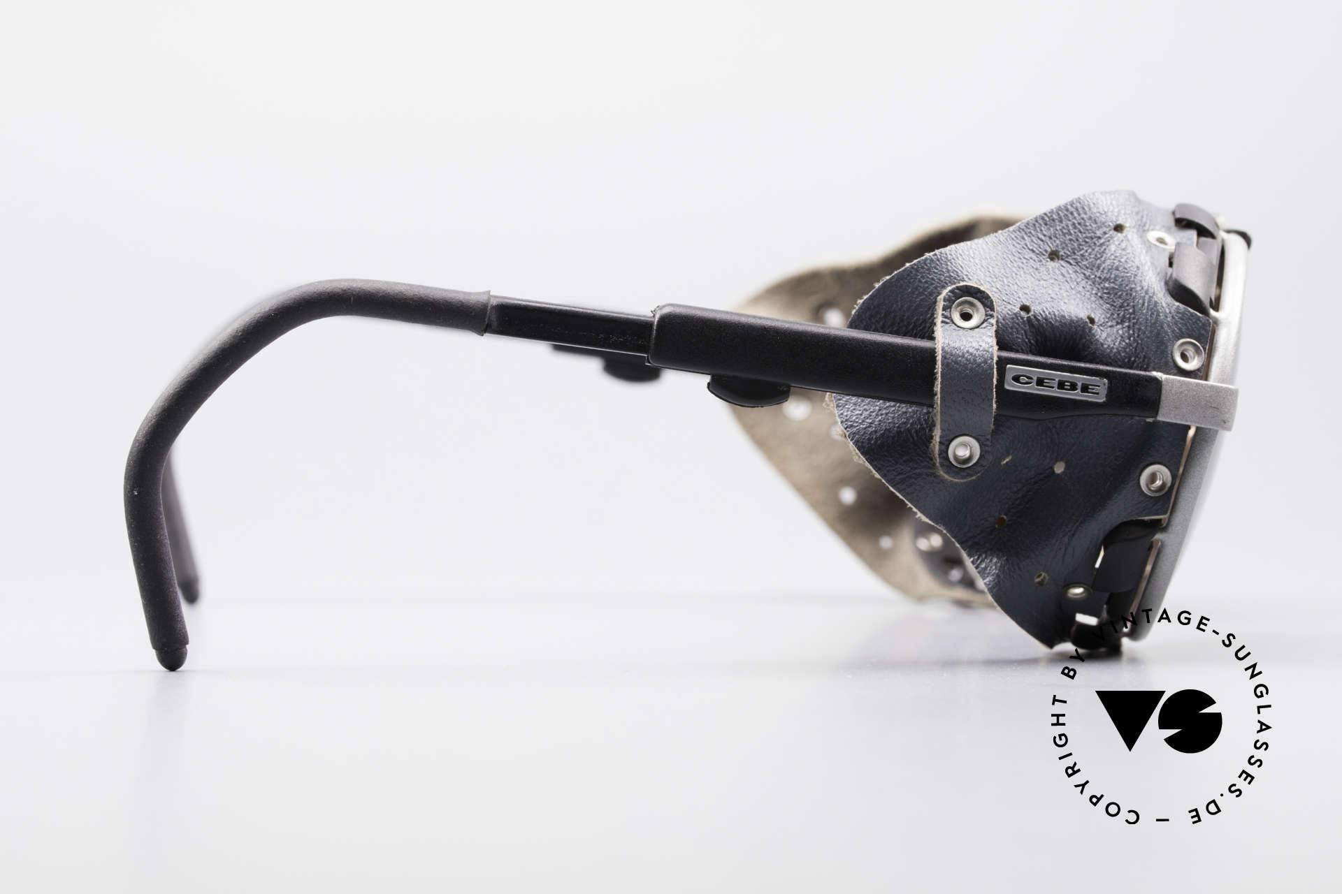 Cebe 385 Walter Cecchinel Sonnenbrille, ungetragen; wie alle unsere CEBE Ski-Sportsonnenbrillen, Passend für Herren und Damen