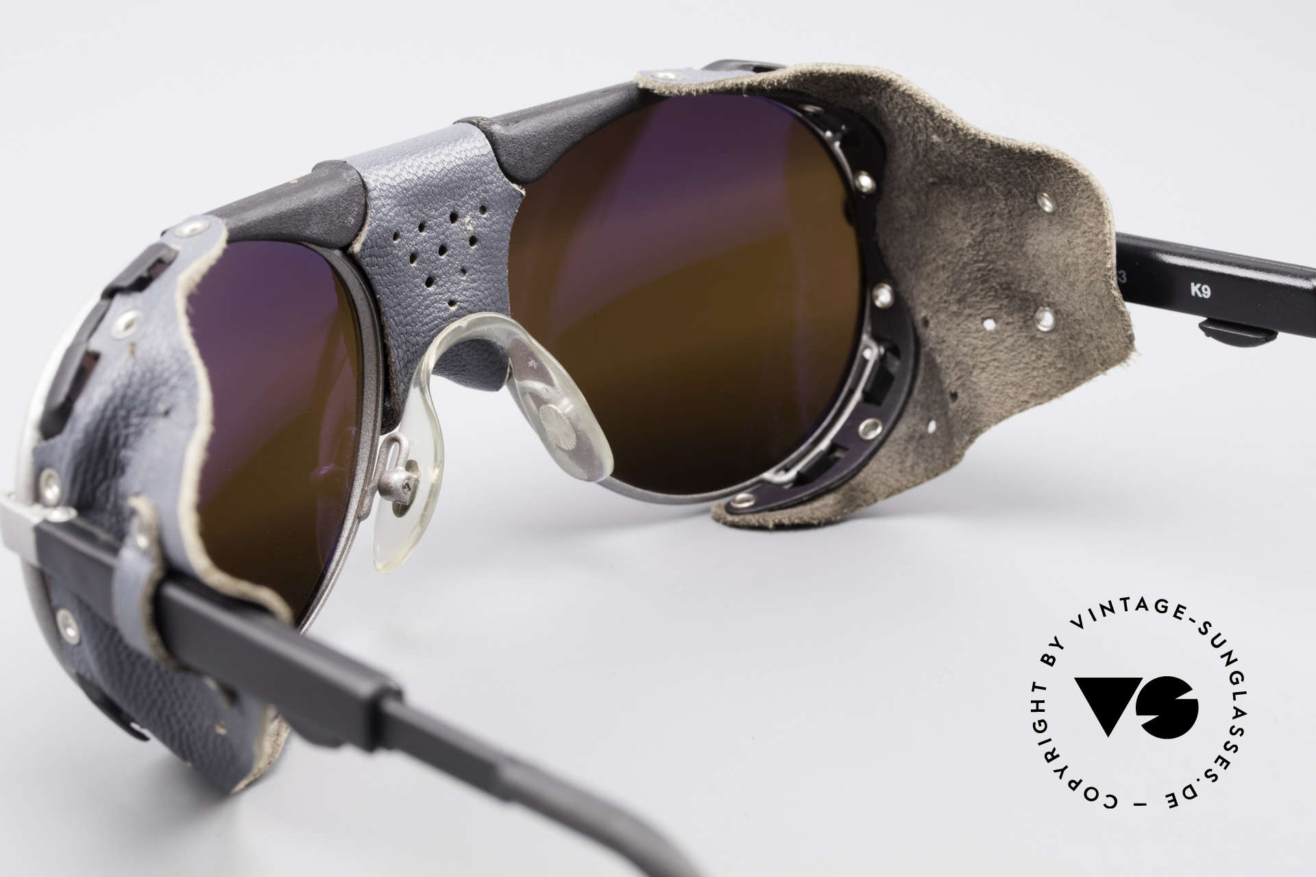 Cebe 385 Walter Cecchinel Sonnenbrille, KEIN Retro; ein 25 Jahre altes ORIGINAL in SMALL Größe, Passend für Herren und Damen