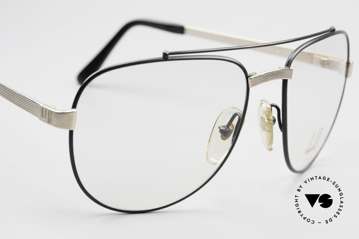 Dunhill 6029 Comfort Fit Luxus Brille 80er, ungetragen (wie alle unsere 80er Luxus-Brillen), Passend für Herren