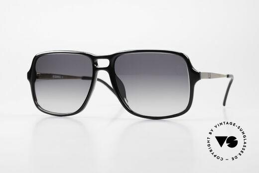 Dunhill 6074 Alte 80er Herren Sonnenbrille Details