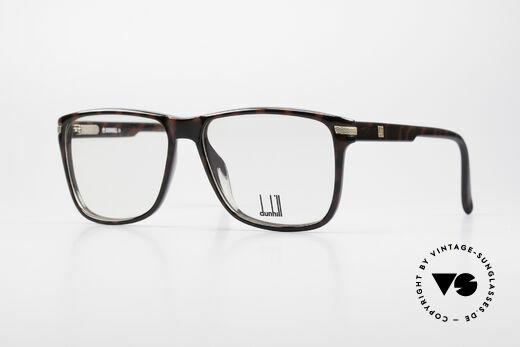 Dunhill 6055 Johnny Depp Nerd Stil Brille Details