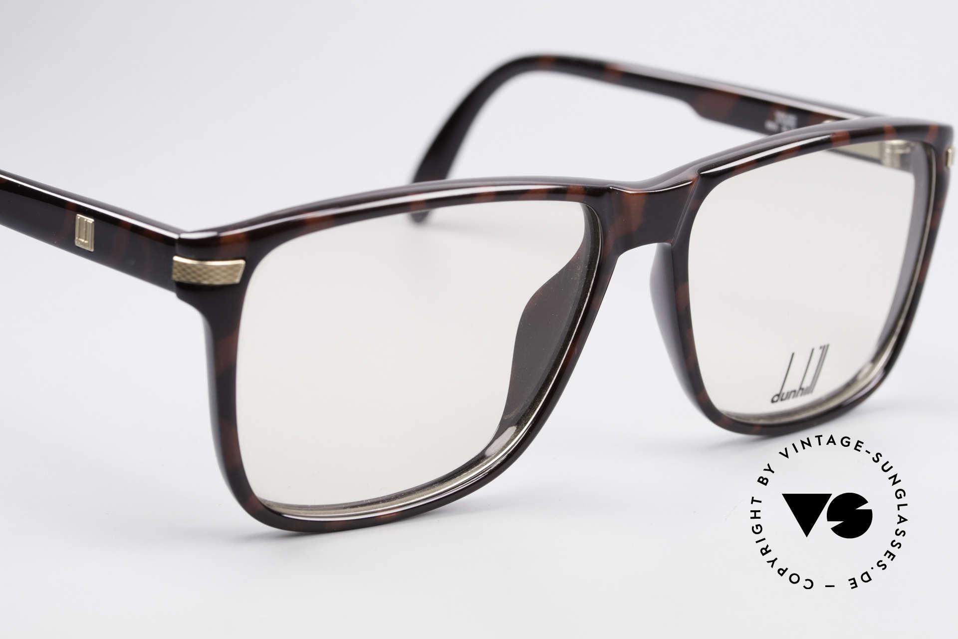 Dunhill 6055 Johnny Depp Nerd Stil Brille, KEINE Retrobrille, sondern eine altes ORIGINAL, Passend für Herren
