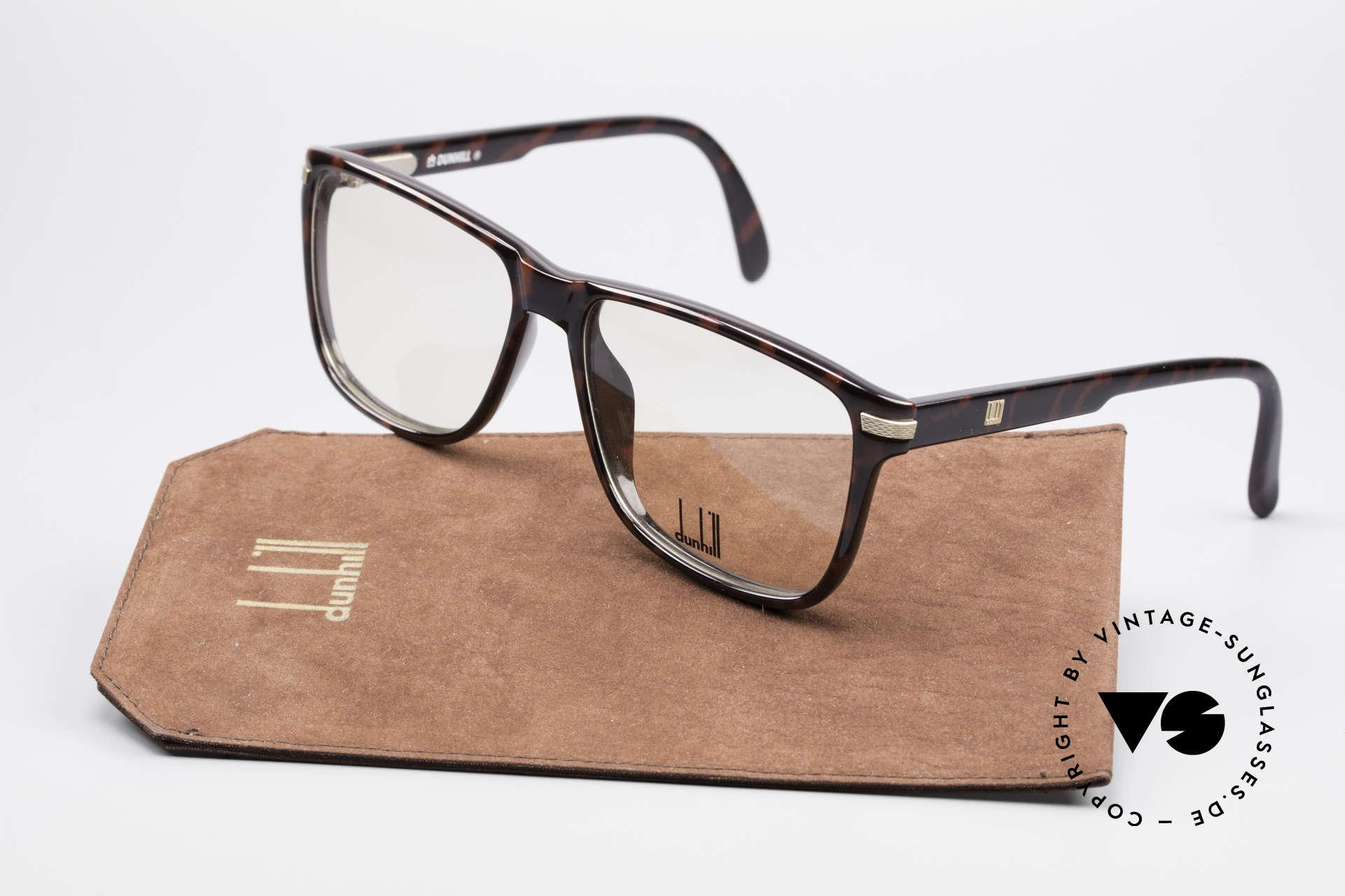 """Dunhill 6055 Johnny Depp Nerd Stil Brille, Johnny Depp oder """"Nerd-Brille"""" - jedoch zeitlos!, Passend für Herren"""
