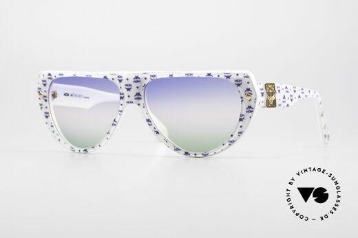MCM München A1 Hip Hop Designer Sonnenbrille Details