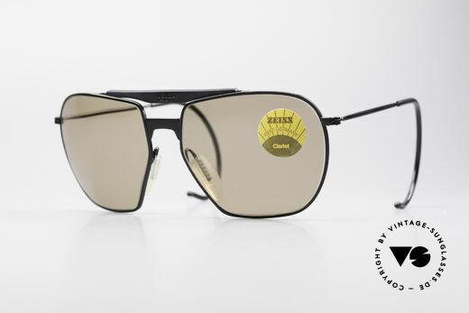 Zeiss 9911 Sport Vintage Sonnenbrille Details