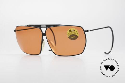 Zeiss 9909 XL Vintage Sonnenbrille Sport Details