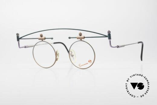 Casanova MTC 10 Limitierte Kunstbrille 90er Details