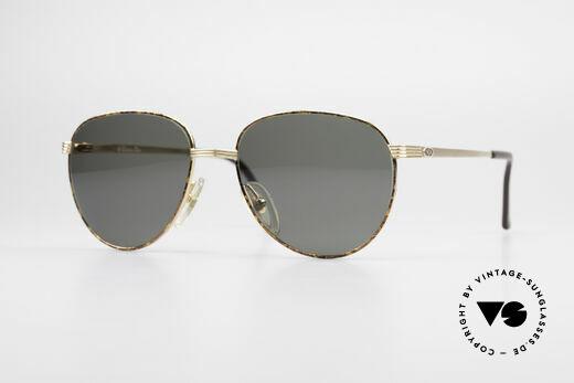 Christian Dior 2754 Runde Panto Sonnenbrille 90er Details