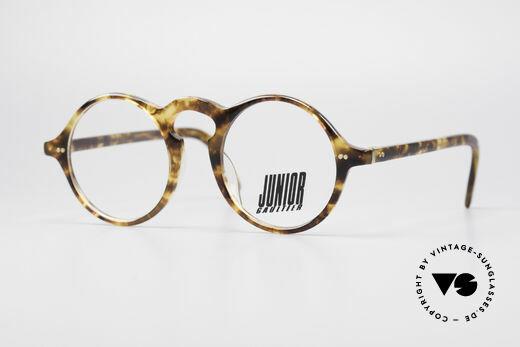 Jean Paul Gaultier 57-0072 Runde Vintage Designer Brille Details