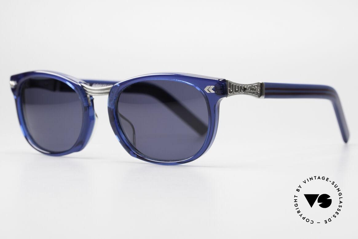 Jean Paul Gaultier 58-1271 Junior Gaultier Sonnenbrille, sehr markant = typisch für die 'JUNIOR Gaultier' Serie, Passend für Herren und Damen