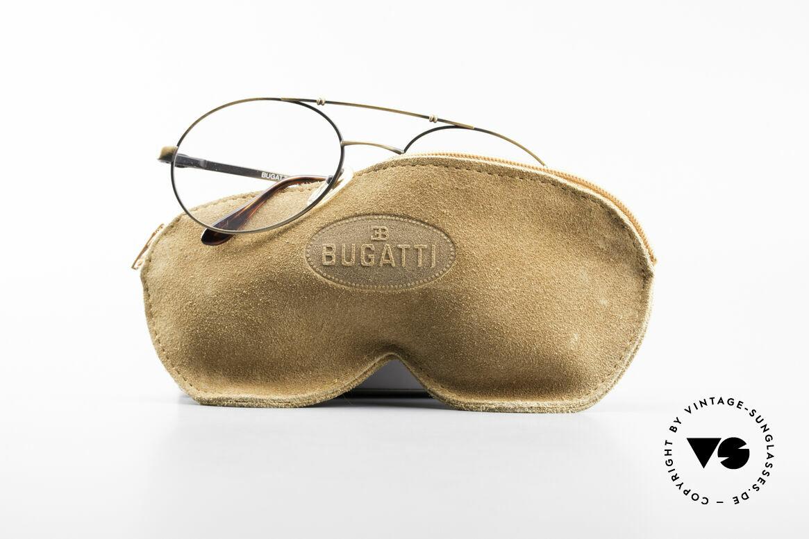 Bugatti 14823 80er Luxus Designer Fassung
