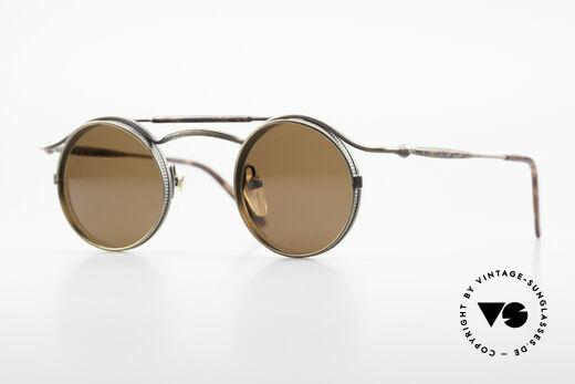 Matsuda 2903 Steampunk 90er Sonnenbrille Details