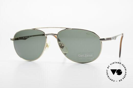 Jaguar 3709 Rare Vintage Sonnenbrille 90er Details