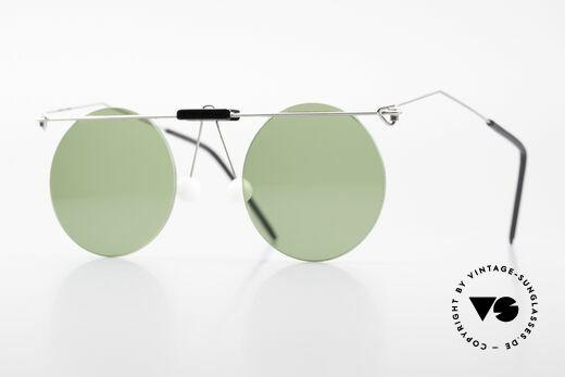 Kim Buck DK No Retro Vintage Sonnenbrille Details