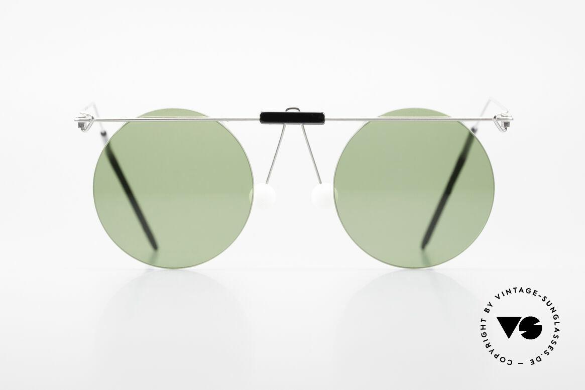Kim Buck DK No Retro Vintage Sonnenbrille