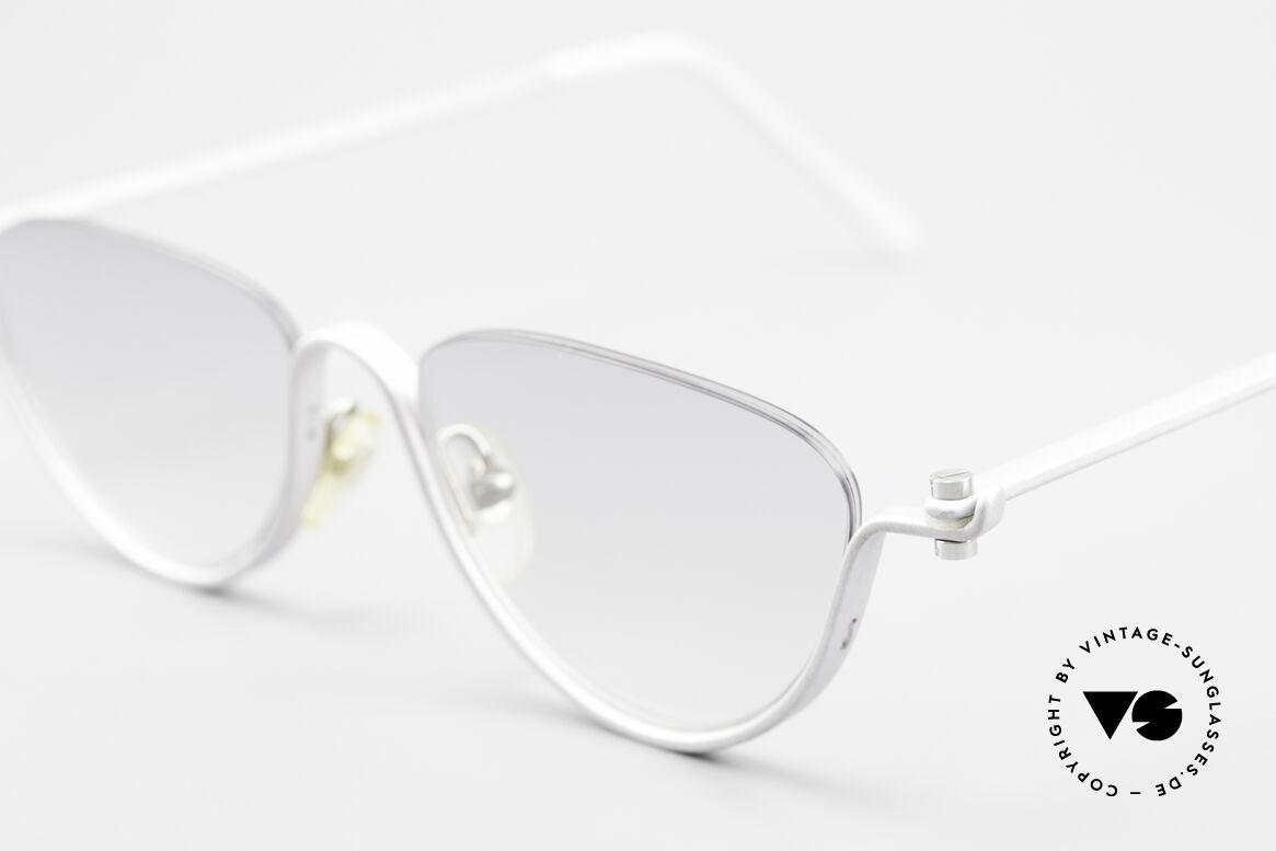 """ProDesign No10 Gail Spence Design Brille, N°ONE getragen in """"Jagd auf Roter Oktober"""", 1990, Passend für Damen"""