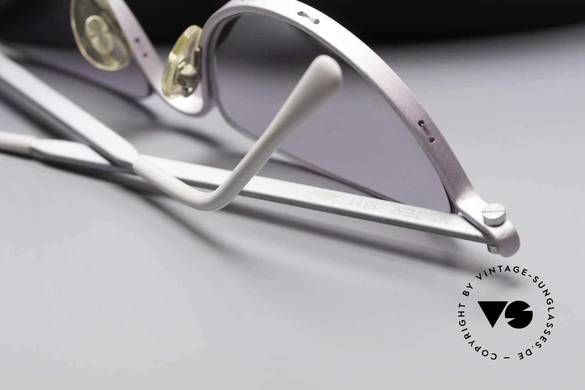 ProDesign No10 Gail Spence Design Brille, grandioses Einzelstück; nicht nur für Filmliebhaber, Passend für Damen