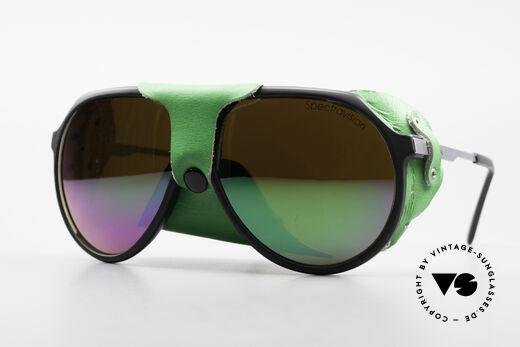 Alpina Profi Sports Glacier Sonnenbrille Details