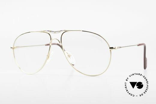 Alpina M1F751 Alte Vintage Pilotenbrille Details