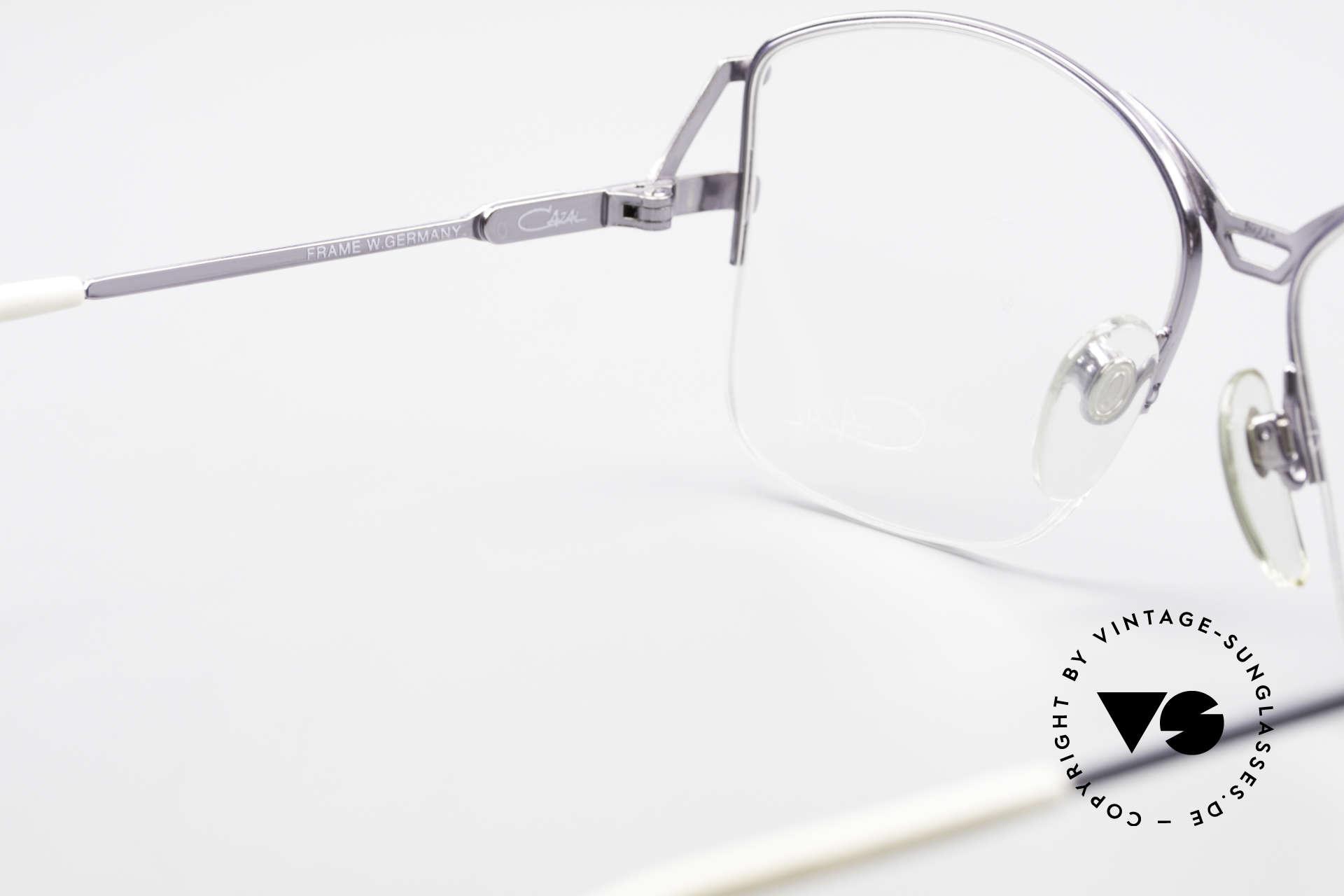 Cazal 222 80er Original Keine Retrobrille, KEINE Retrobrille; ein 35 Jahre altes Original, Passend für Damen