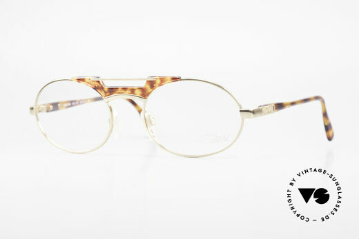 Cazal 749 Ovale Designer Brille Unisex Details