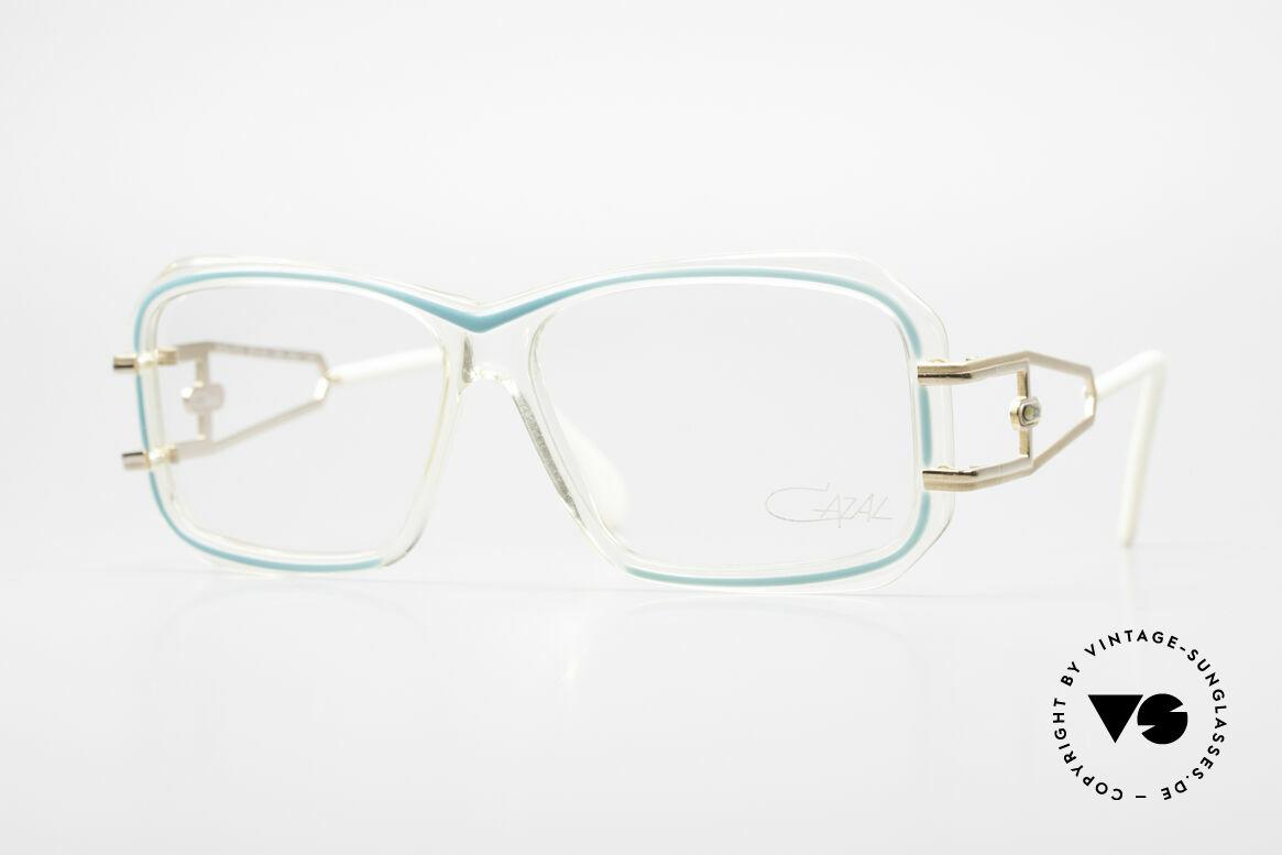 Cazal 173 Hip Hop Cazal 80er Brille, legendäres Cazal Design, direkt aus den 80ern, Passend für Damen