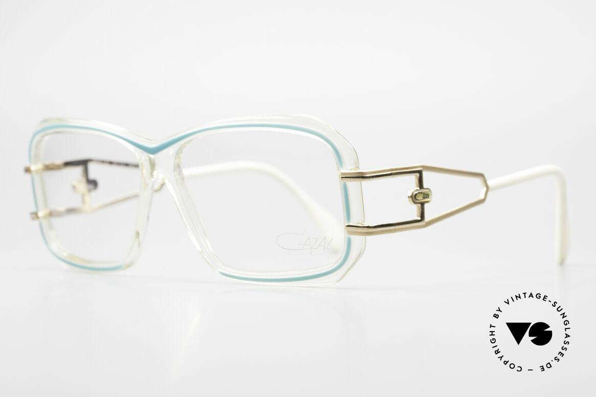 Cazal 173 Hip Hop Cazal 80er Brille, Designer-Brille vom einmaligen CAri ZALloni, Passend für Damen