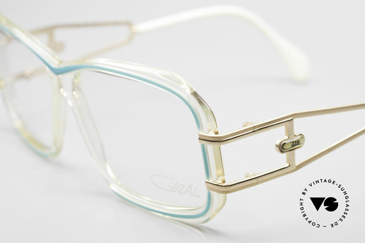 Cazal 173 Hip Hop Cazal 80er Brille, 1985 in Passau, Bayern gefertigt (W.Germany), Passend für Damen