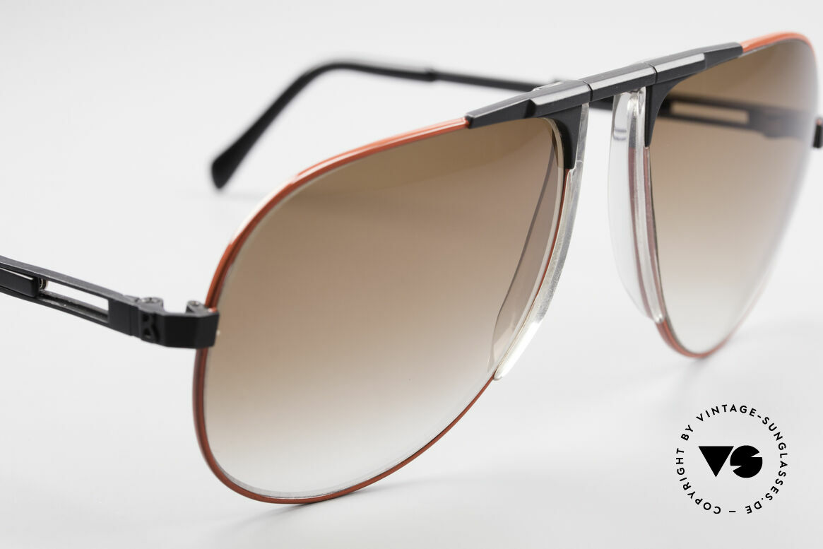Willy Bogner 7011 Einstellbare 80er Sonnenbrille