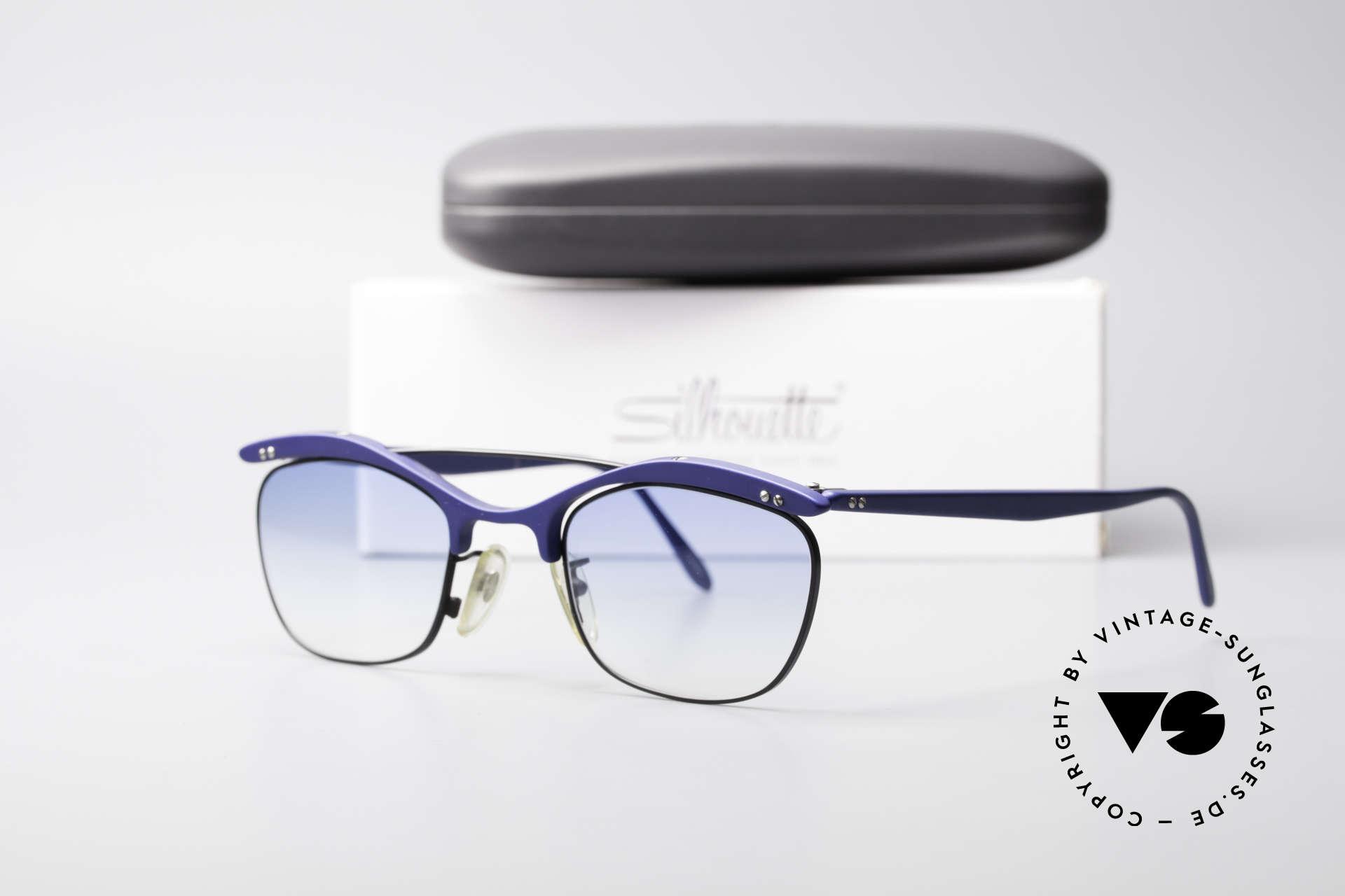 L.A. Eyeworks PLUTO III No Retro Vintage Sonnenbrille, Größe: medium, Passend für Herren und Damen