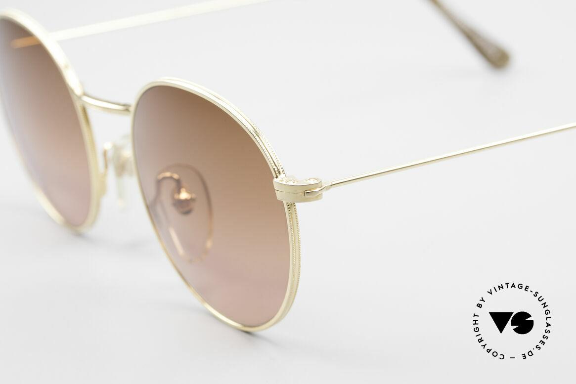 Serengeti Drivers 5346 Runde Autofahrer Brille, aus der US Innovations-Schmiede 'CORNING Optics', Passend für Herren