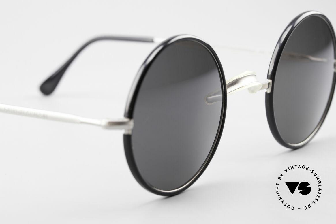 Giorgio Armani 111 Runde Vintage Sonnenbrille