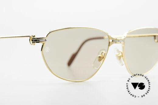Cartier Panthere Windsor - L 90er Luxus Sonnenbrille