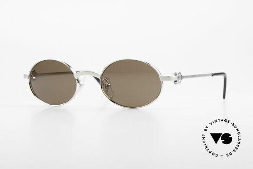 Cartier Spider Ovale Luxus Sonnenbrille 90er Details