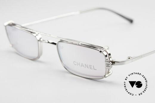 Chanel 2038 Pinke Luxus Brille Sonnenclip