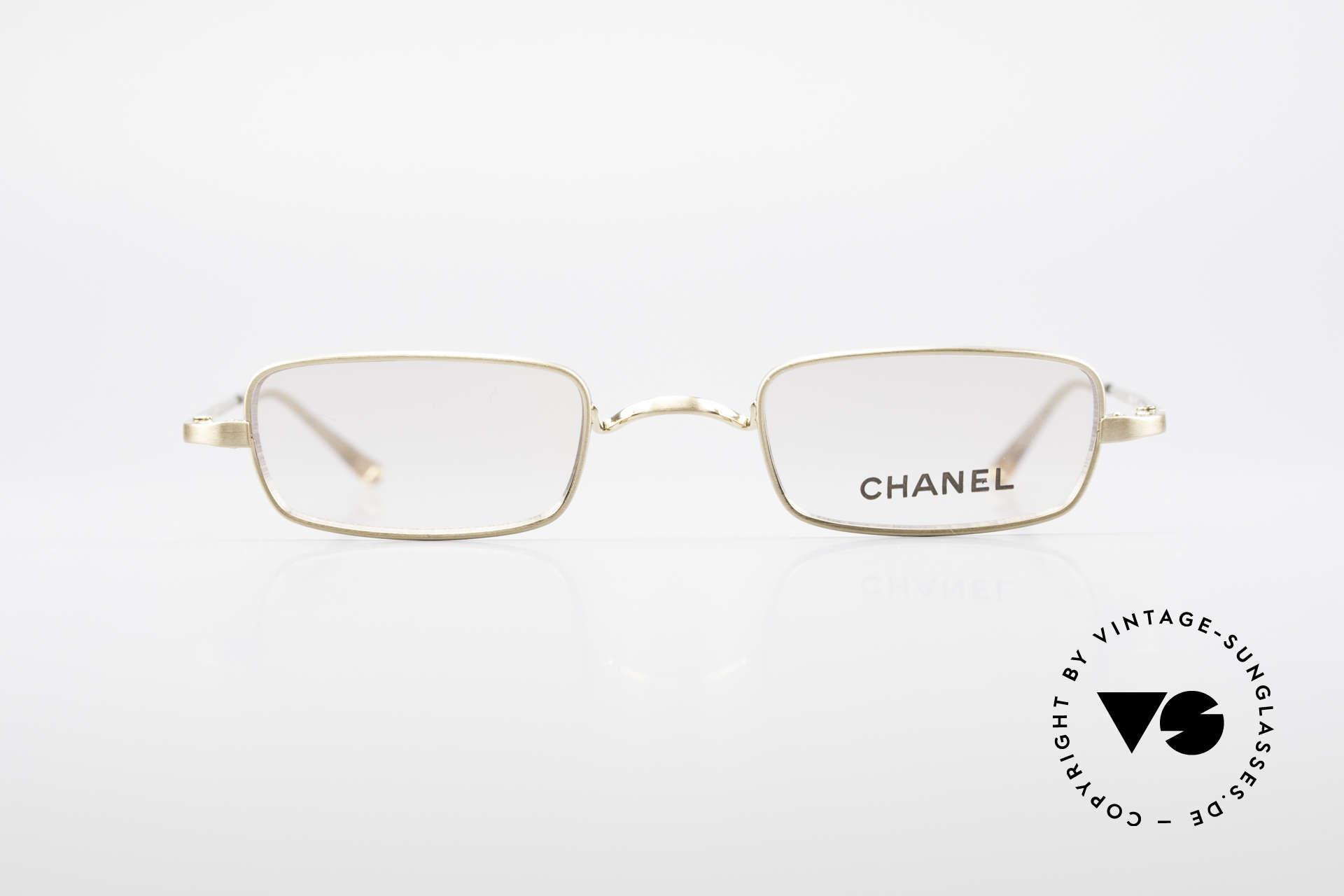 Chanel 2038 Unisex Luxus Brille Sonnenclip, Größe: small, Passend für Herren und Damen