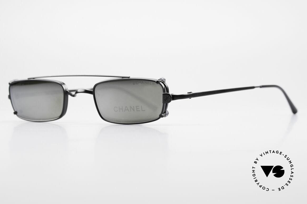 Chanel 2038 Luxus Brille Eckig Sonnenclip, Luxus-Lifestyle & Top-Funktionalität gleichermaßen, Passend für Herren und Damen