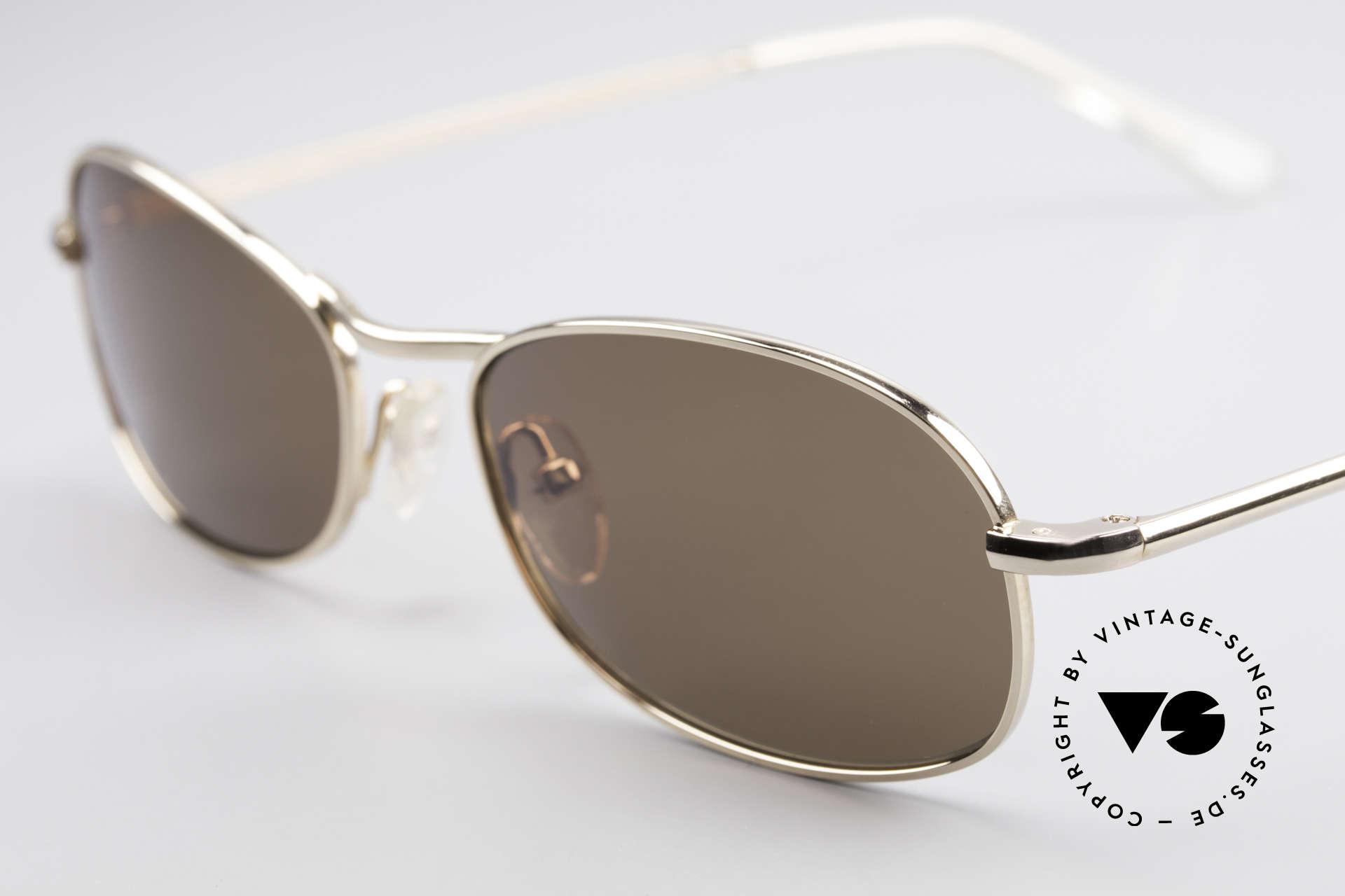 Helmut Lang SHL53A Minimalistische Titan Brille, enorm hochwertiges Modell & sehr angenehm zu tragen, Passend für Herren