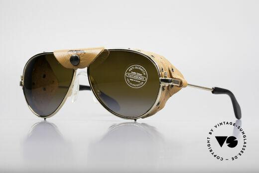 Alpina 3489 Arctis Sports Glacier Sonnenbrille Details