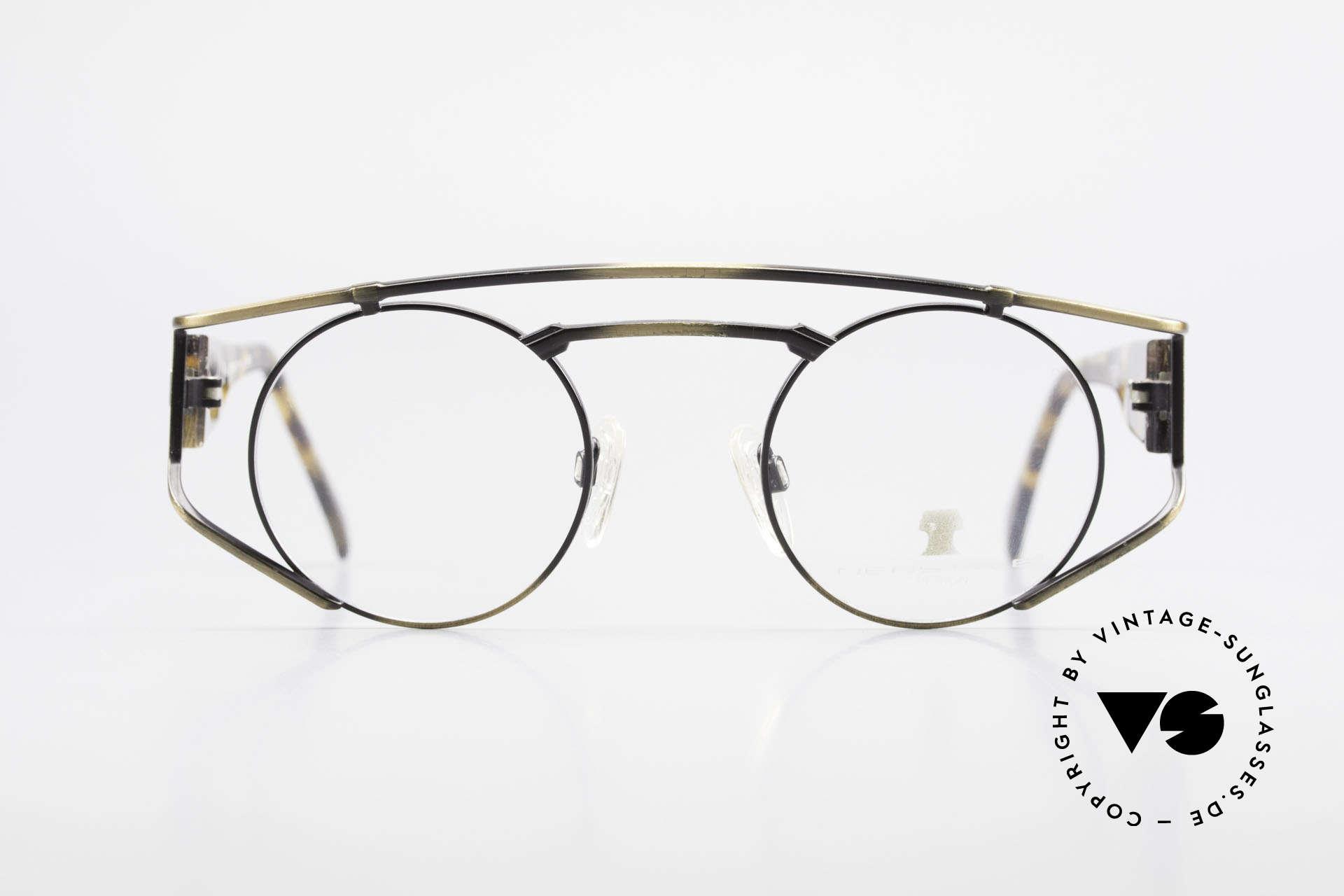 Neostyle Superstar 1 Steampunk Vintage Brille, der Name sagt im Prinzip schon alles: SUPERSTAR, Passend für Herren und Damen