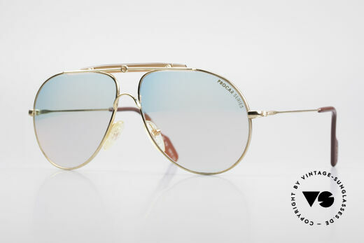 Alpina PC73 ProCar Serie Sonnenbrille Men Details