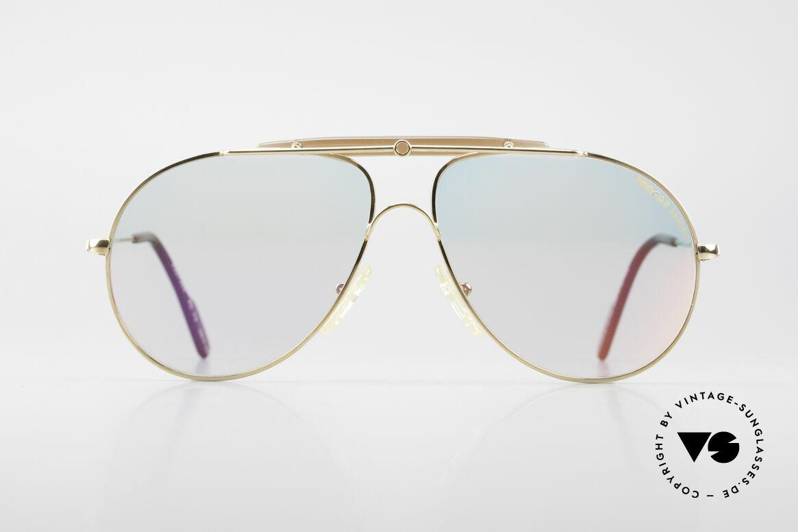 Alpina PC73 ProCar Serie Sonnenbrille Men, seltene vintage Pilotensonnenbrille, made in Germany, Passend für Herren und Damen