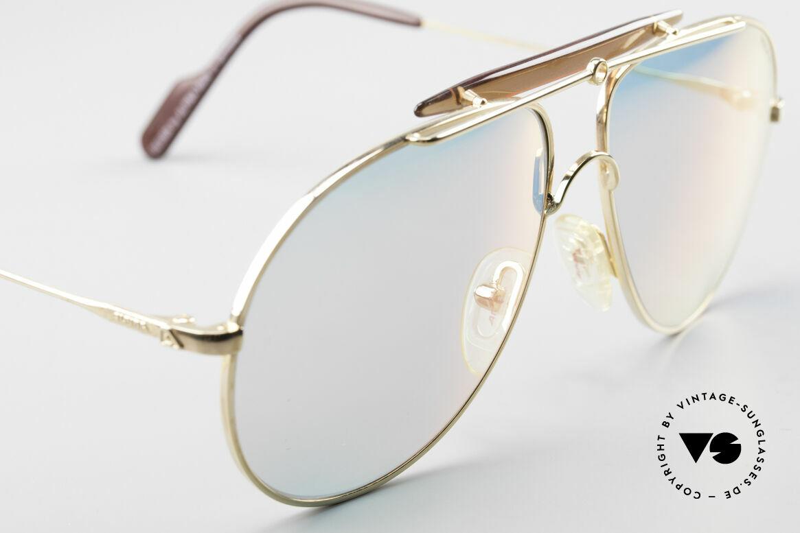 Alpina PC73 ProCar Serie Sonnenbrille Men, Größe: large, Passend für Herren und Damen