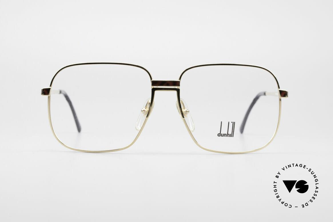 Dunhill 6090 Chinalack 90er Herrenbrille, Meisterwerk in Sachen Stil, Funktionalität & Qualität, Passend für Herren