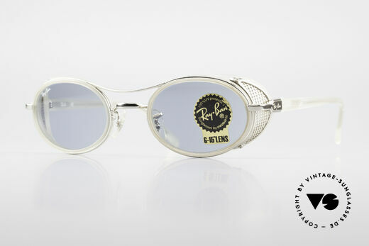 Ray Ban Chaos RB3140 Steampunk Industrial Brille Details