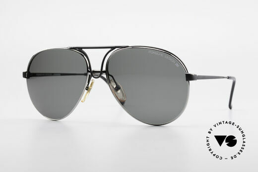 Porsche 5657 Wechselrahmen Sonnenbrille Details
